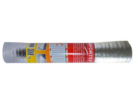Confortex Film isolant réflecteur de chaleur pour radiateur 250x50 cm