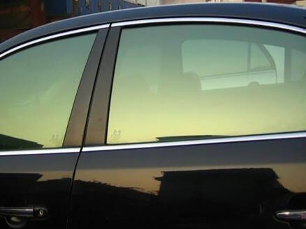Film protection solaire 90cm x 2m Assombrissant