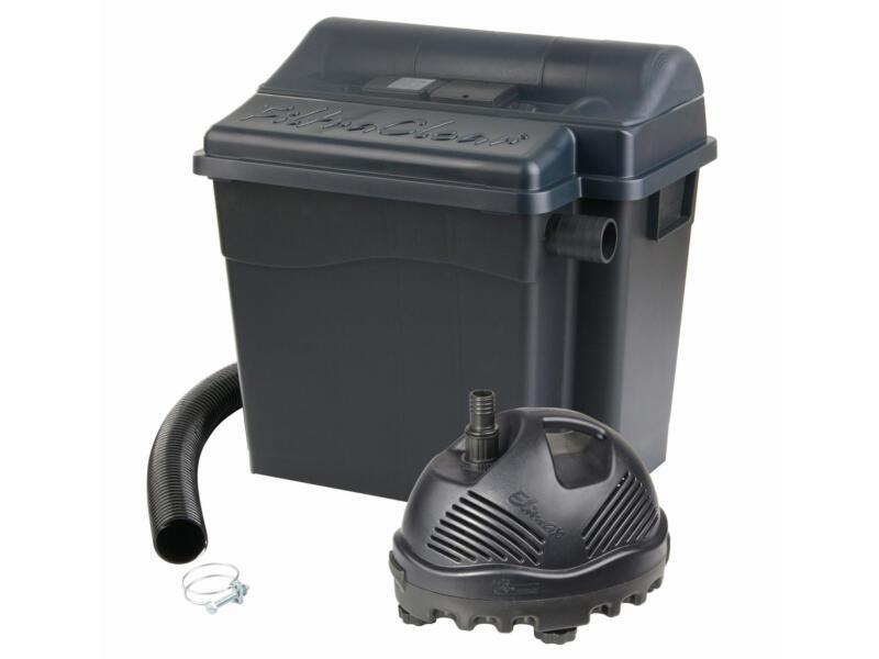 Ubbink Filtraclear 4500 PlusSet système de filtration pour bassin de jardin 1200l
