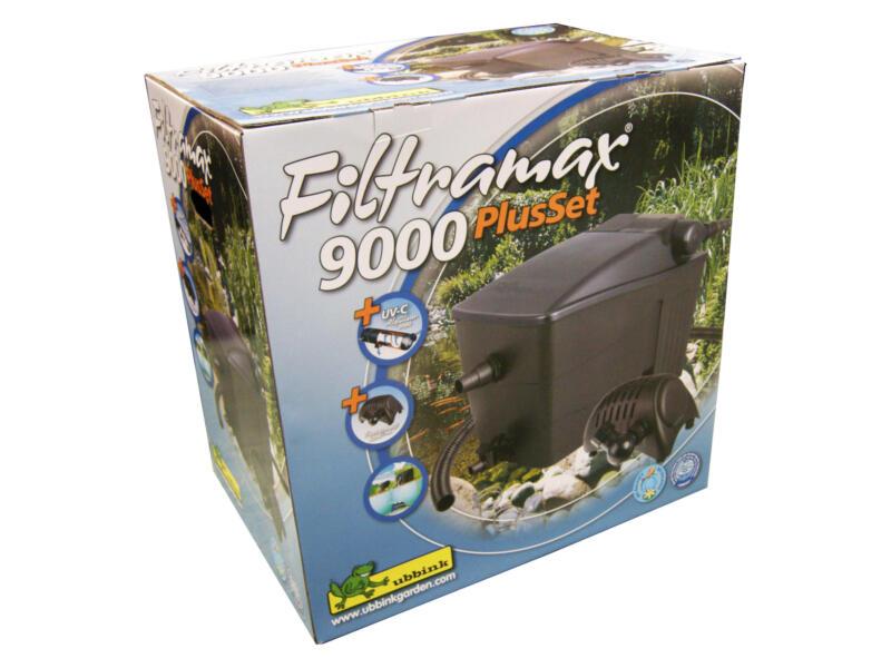 Ubbink Filtramax 9000 PlusSet filterpomp 2700l
