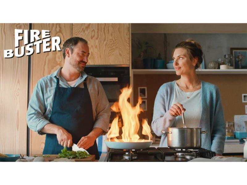 Busters Fire Buster 4-in-1 brandblusspray 250ml