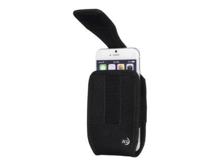 Fits All étui ceinture téléphone portable vertical noir