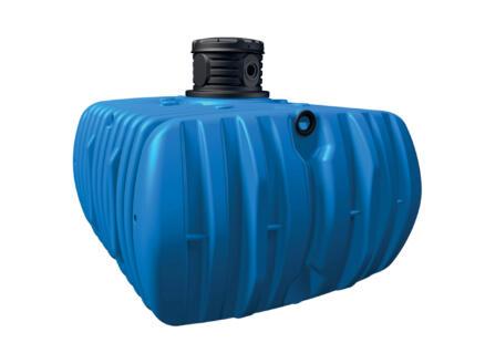4Rain Flat Confort ondergrondse regenton 5000l + accessoires