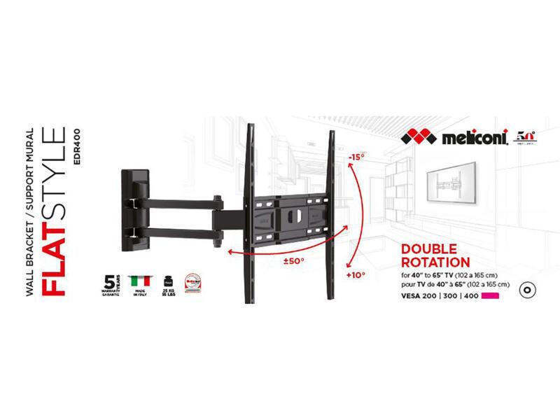 Flatstyle EDR400 TV beugel voor flatscreen kantelbaar 40