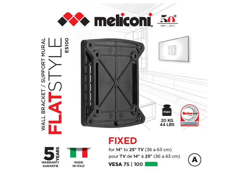 Flatstyle ES100 TV beugel voor flatscreen 14