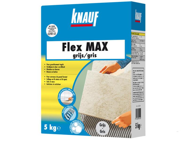 Knauf Flex Max tegellijm 5kg grijs