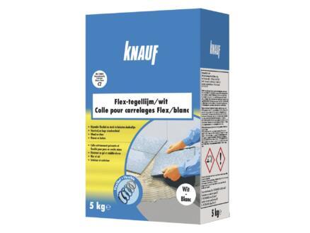 Knauf Flex colle pour carrelages 5kg blanc