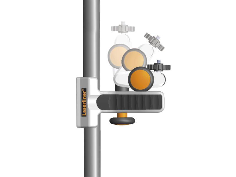 Laserliner Flexclamp universele klemhouder
