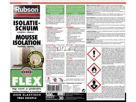 Rubson Flexfoam 500ml