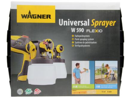 Wagner Flexio W590 pulvérisateur à peinture 630W