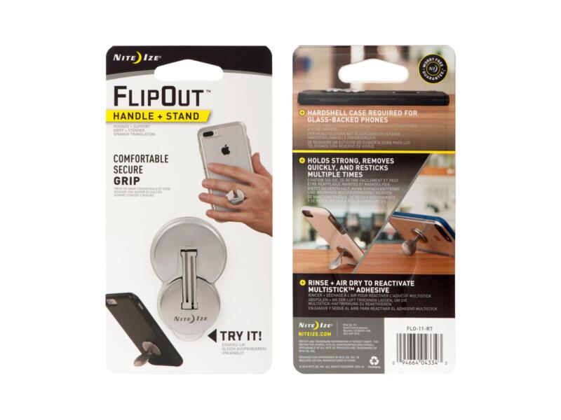 Nite Ize FlipOut handgreep/staander GSM