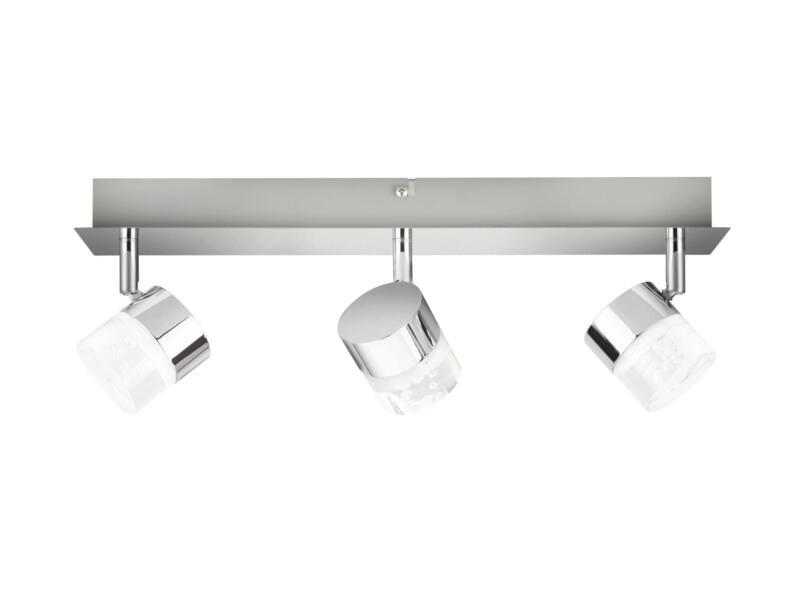 Philips Float barre de spots LED 3x5W chrome