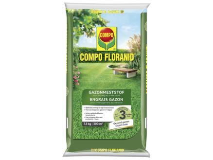 Compo Floranid gazonmeststof voor aanleg & onderhoud 7,5kg