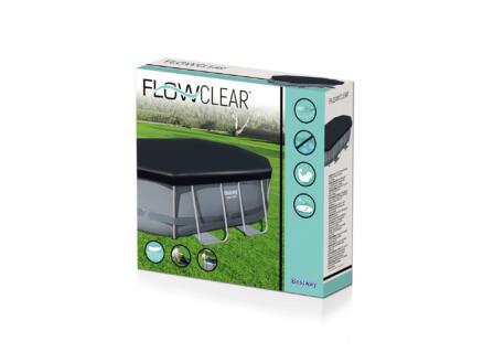 Bestway Flowclear Power Steel afdekzeil voor zwembad 300x200x84 cm