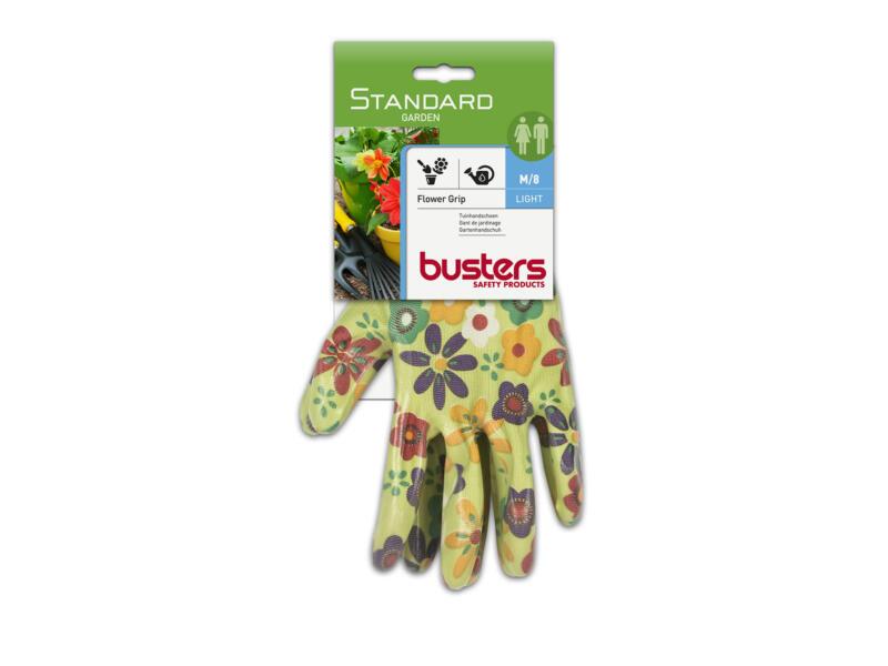 Busters Flower Grip gants de jardinage M polyester