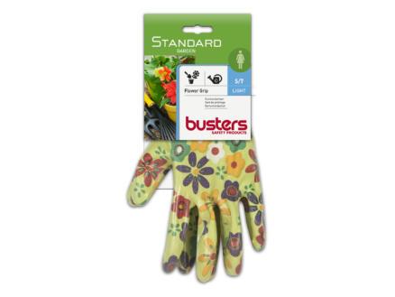 Busters Flower Grip gants de jardinage S polyester