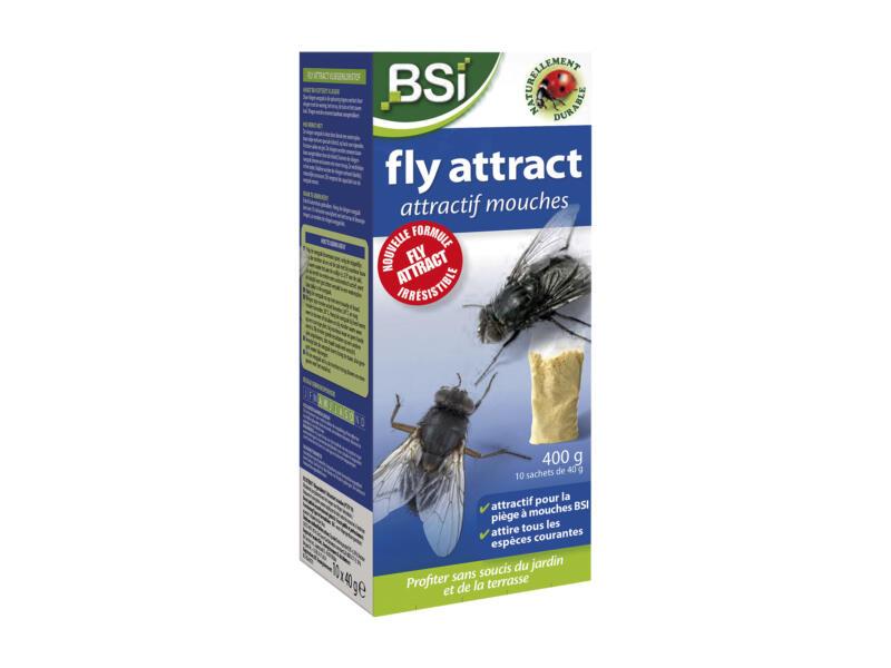 Bsi Fly Attract vliegenlokstof 40g 10 stuks