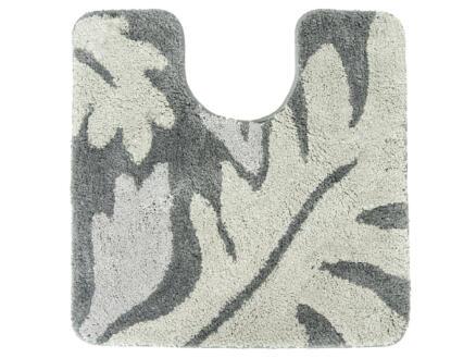 Differnz Folia WC-mat 60x60 cm grijs