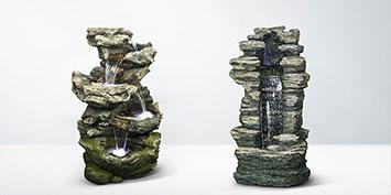 Fontaines & cascades
