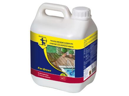 Edialux For-Green liquide anti-dépôts verts 2,5l