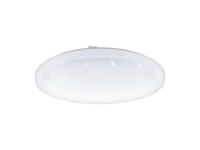 Eglo Frania plafonnier LED 33,5W blanc cristal
