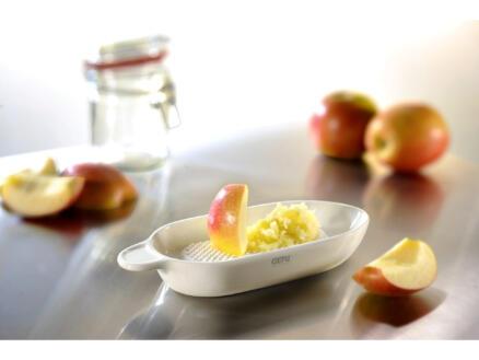 Gefu Fruttare râpe à fruits et à légumes céramique