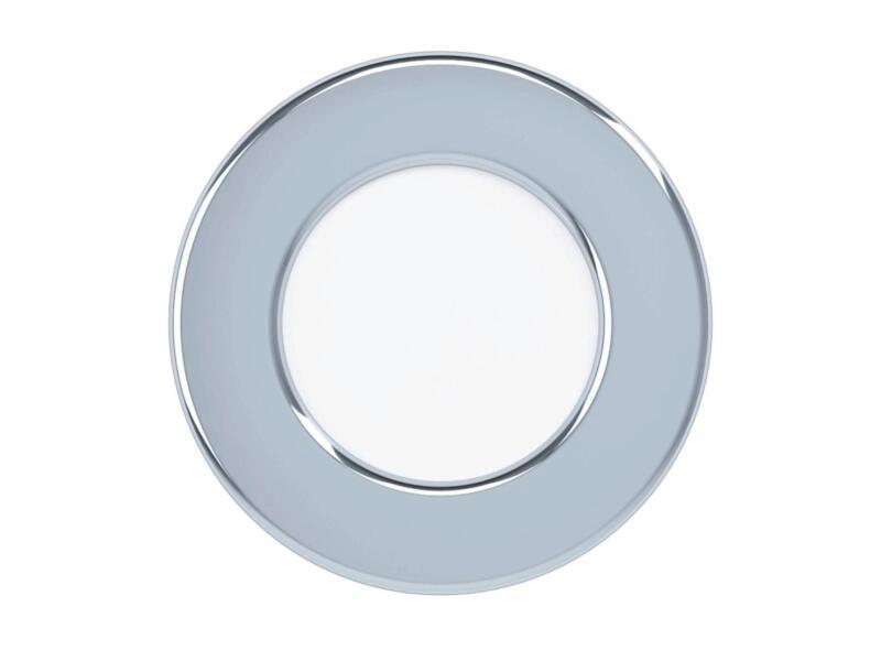 Eglo Fueva 5 LED inbouwspot 2,7W 8,6cm chroom