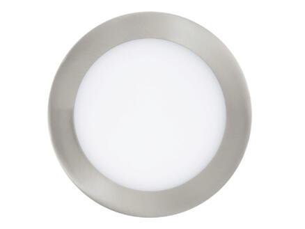Eglo Fueva-C RGB spot LED encastrable 10,5W dimmable nickel