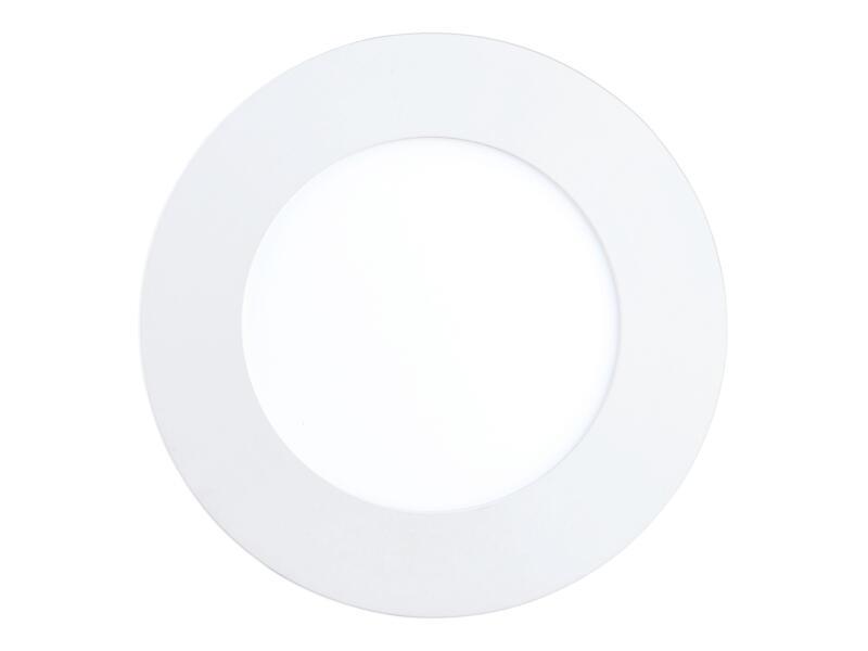 Eglo Fueva-C RGB spot LED encastrable 5,4W dimmable blanc
