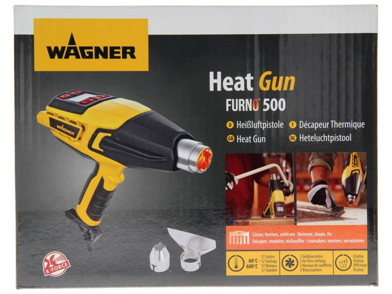 Wagner Furno 500 décapeur thermique 2000W