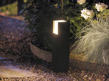 Philips Hue Fuzo LED sokkel 15W 46cm dimbaar zwart