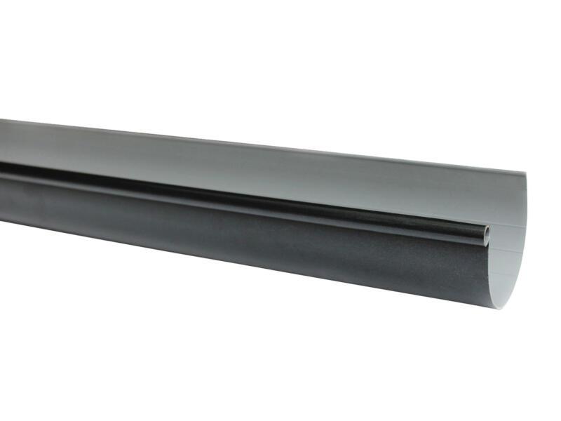 Scala G125 coex gouttière 2m gris foncé