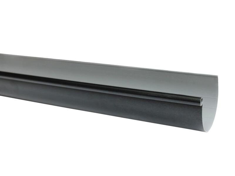 Scala G125 coex gouttière 3m gris foncé