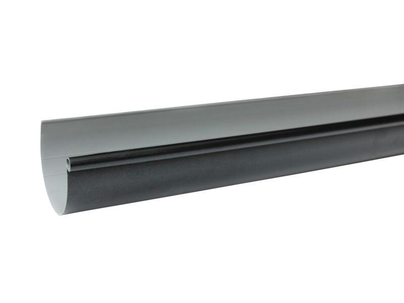 Scala G125 gouttière 4m gris foncé