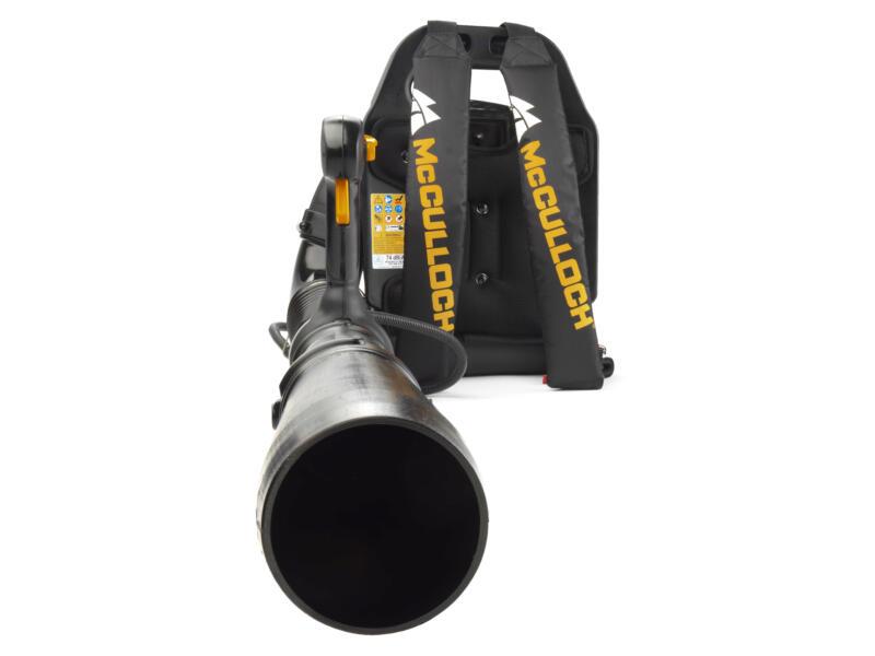 McCulloch GB 355BP benzine rugbladblazer 46cc