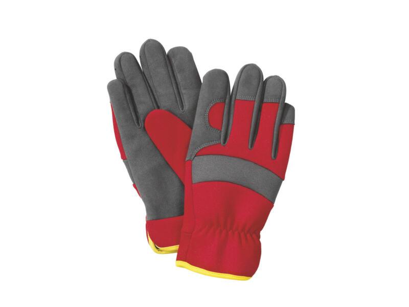 WOLF-Garten GH-U8 M/L gants de jardinage universels rouge