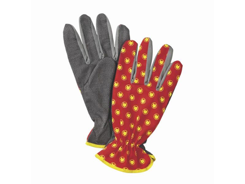 WOLF-Garten GHBA8 Balcony gants de jardinage M/L coton rouge