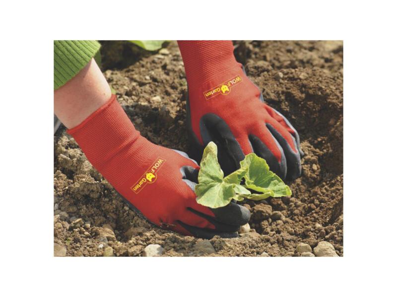 WOLF-Garten GHBO10 Soil tuinhandschoenen XL rood