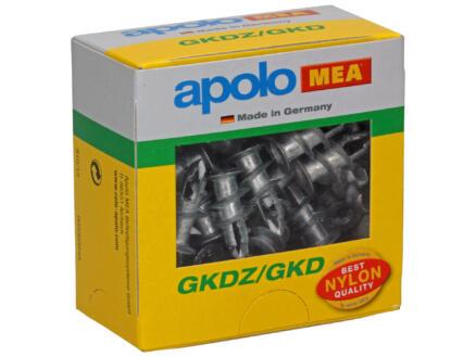 Celo GKDZ/GKD chevilles pour murs creux 50 pièces