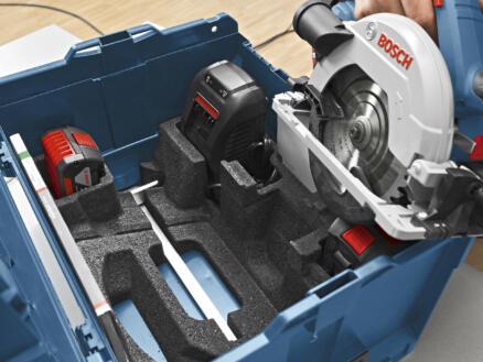 Bosch Professional GKS 18V-57 G scie circulaire sans fil 18V Li-Ion batterie non comprise