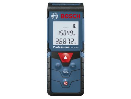 Bosch Professional GLM 40 télémètre laser 40m