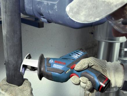 Bosch Professional GSA 12 V-14 accu reciprozaag 12V