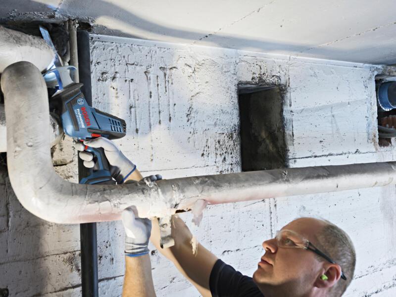 Bosch Professional GSA 18V-LI C accu reciprozaag 18V