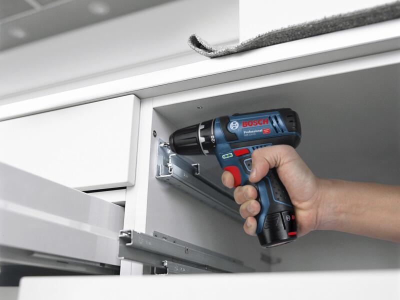 Bosch Professional GSR 12V-15 Perceuse-visseuse sans fil 12V