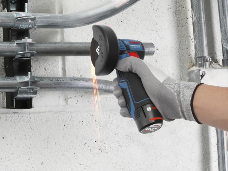 Bosch Professional GWS 12 V-76 meuleuse d'angle sans fil 12V Li-Ion