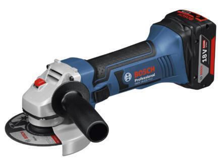 Bosch Professional GWS 18-125 V-LI meuleuse angulaire sans fil 18V Li-Ion batterie non comprise