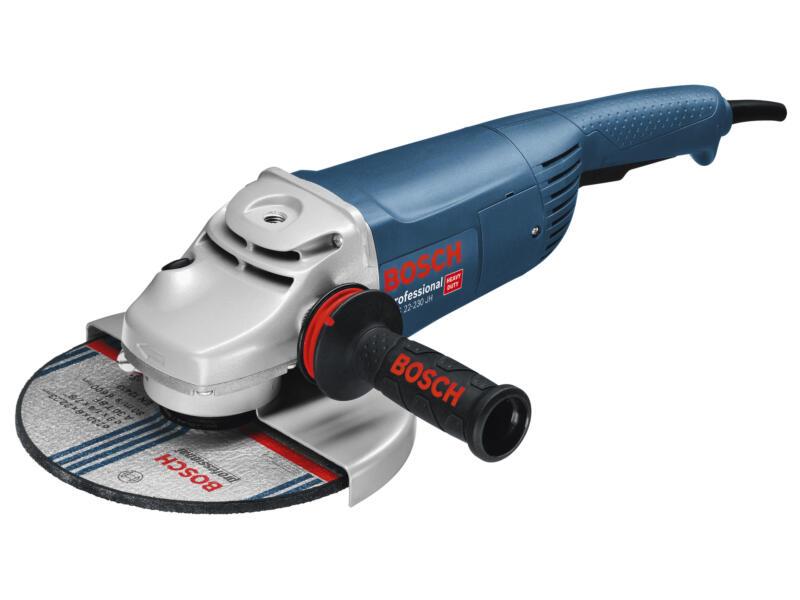 Bosch Professional GWS 22-230 JH haakse slijper 2200W 230mm