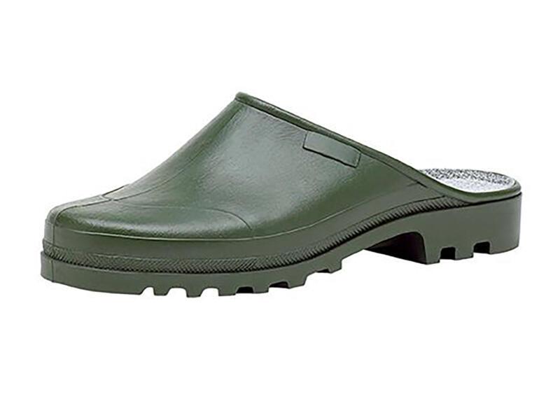 Galoche Fashion sabot ouvert vert 40/41