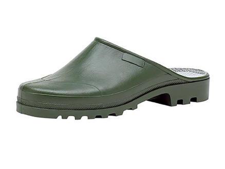 Galoche Fashion sabot ouvert vert 44/45