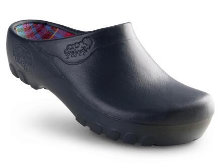 Galoche Jolly Fashion klomp open blauw 36